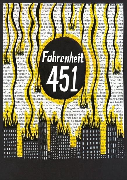 """451 градус по Фаренгейту"""